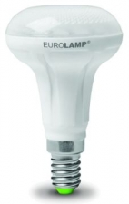 Светодиодная лампа (LED) EUROLAMP R50 4W E14 2700K Ceramic frost cover